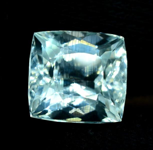 11.11 cts Untreated Aquamarine Gemstone from Pakistan