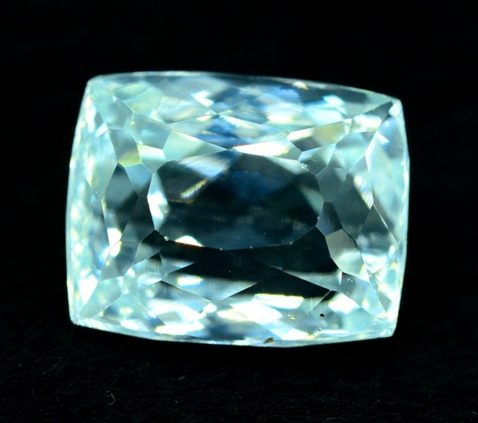 14.53 cts Untreated Aquamarine Gemstone from Pakistan