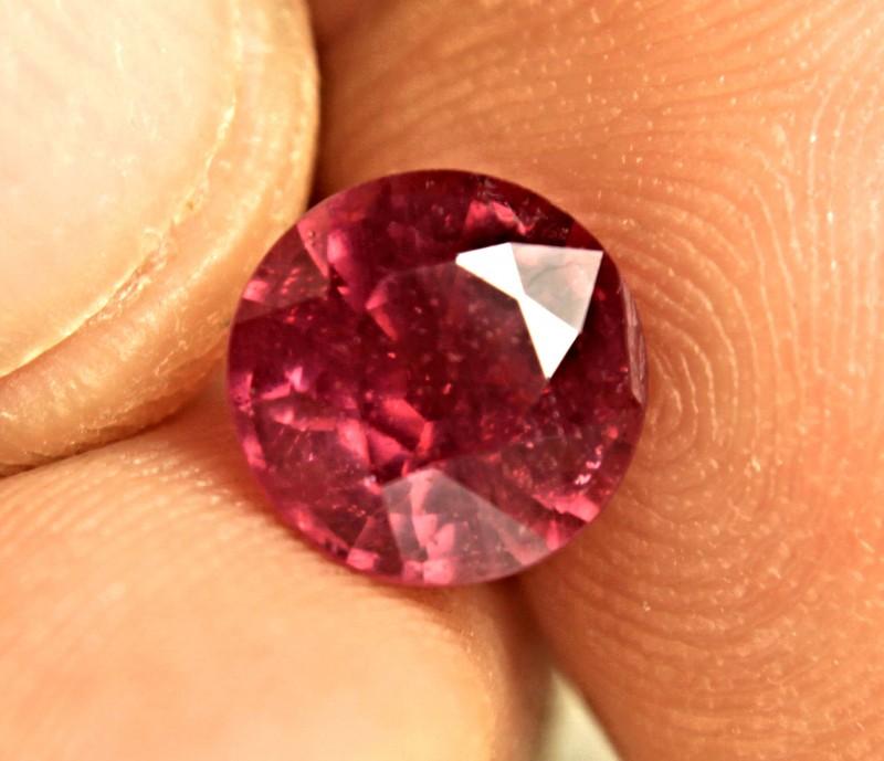 3.79 Carat Fiery Ruby - Gorgeous