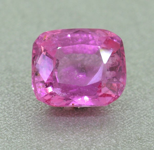 Natural Unheated Vivid Pink Sapphire, 1.29 Ct (00722)