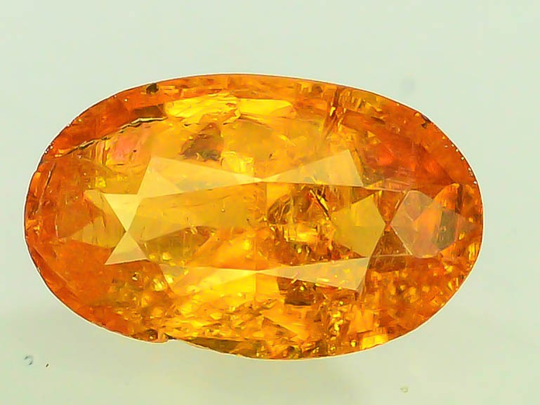 1.45 ct Natural Hessonite Garnet