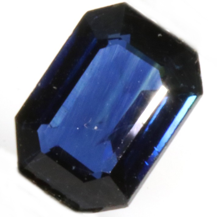 1.15 CTS CERTIFIED  BLUE SAPPHIRE -MADAGASCAR[SM713]SA