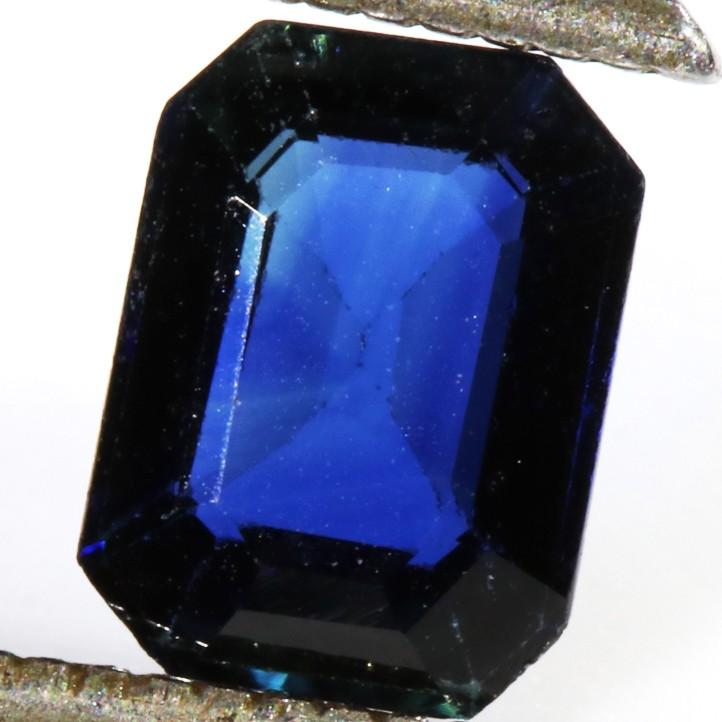 1.18 CTS CERTIFIED UNHEATED BLUE SAPPHIRE -MADAGASCAR[SM710]SA