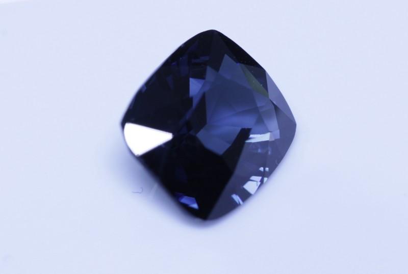 4.46 cts cobalt certified Sri Lankan spinel.