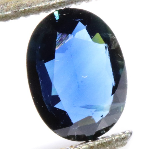 1.28 CTS CERTIFIED  BLUE SAPPHIRE -MADAGASCAR[SM1311175]SA