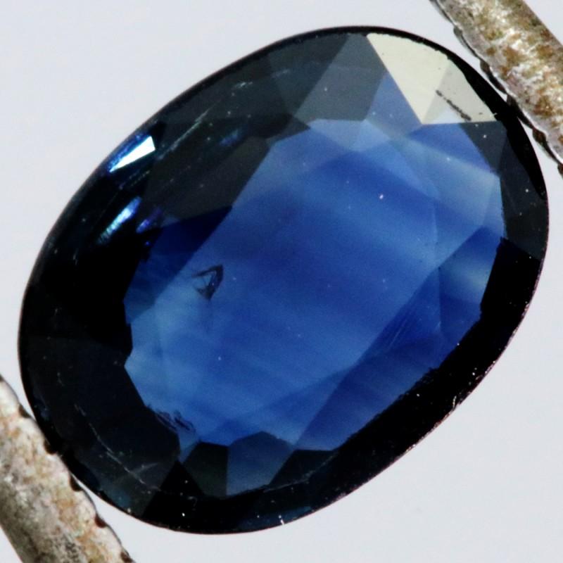 1.26 CTS CERTIFIED  BLUE SAPPHIRE -MADAGASCAR[SM1311177]SA