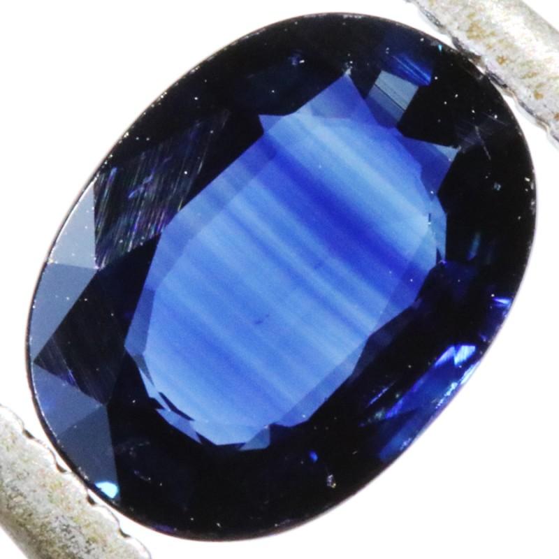 1.30 CTS CERTIFIED  BLUE SAPPHIRE -MADAGASCAR[SM1311172]SA