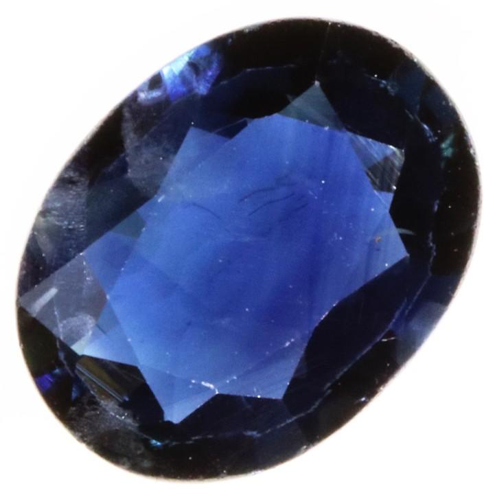 1.32 CTS CERTIFIED UNHEATED BLUE SAPPHIRE -MADAGASCAR[SM13111715]SA
