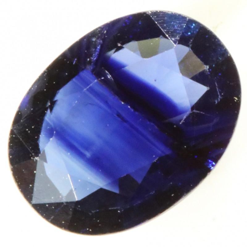 1.38 CTS CERTIFIED UNHEATED BLUE SAPPHIRE -MADAGASCAR[SM13111717]SA