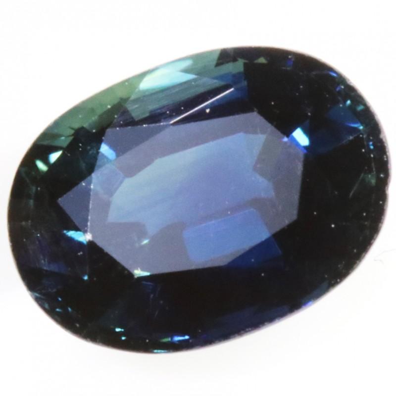 1.78 CTS CERTIFIED UNHEATED BLUE SAPPHIRE -MADAGASCAR[SM13111723]SA
