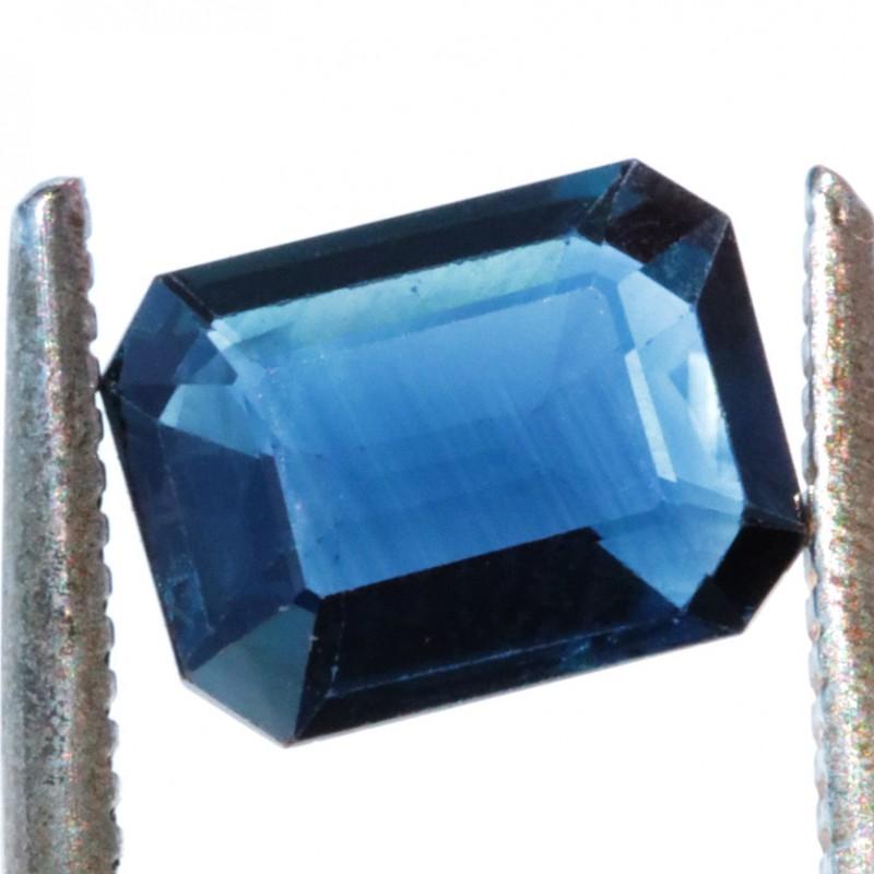 1.54 CTS CERTIFIED UNHEATED BLUE SAPPHIRE -MADAGASCAR[SM20111716]SA