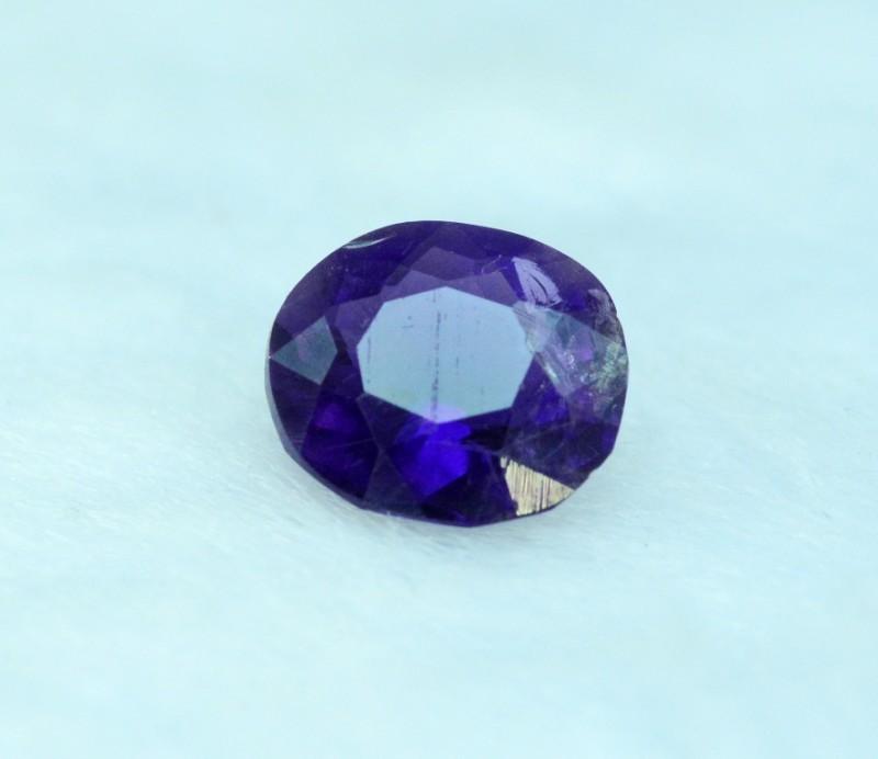 0.80 cts Dazzling Violet Purple Loose SCAPOLITE Gemstone