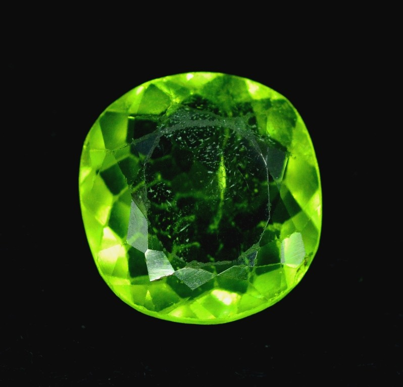 4.05 cts Natural Olivine Green Natural Peridot Gemstone