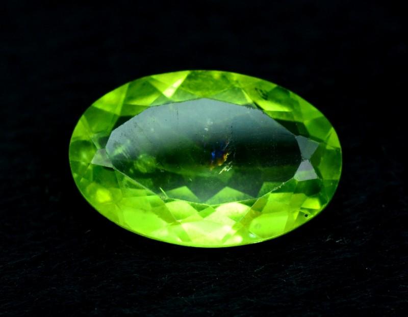 3.90 cts Natural Olivine Green Natural Peridot Gemstone