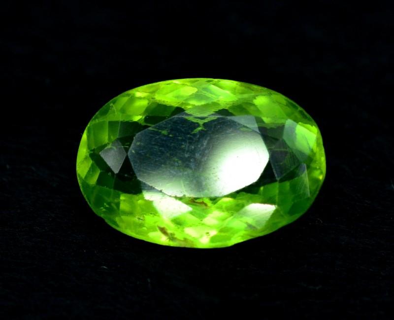 3.45 cts Natural Olivine Green Natural Peridot Gemstone