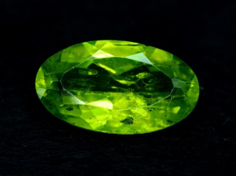 4.10 cts Natural Olivine Green Natural Peridot Gemstone