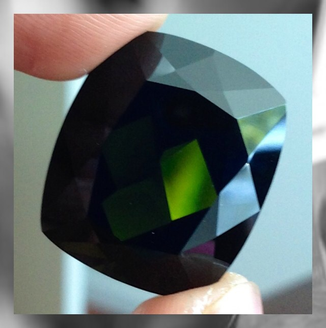 CERTIFIED 43.57cts Huge & Beautiful Natural Tourmaline ~ Really Lovely