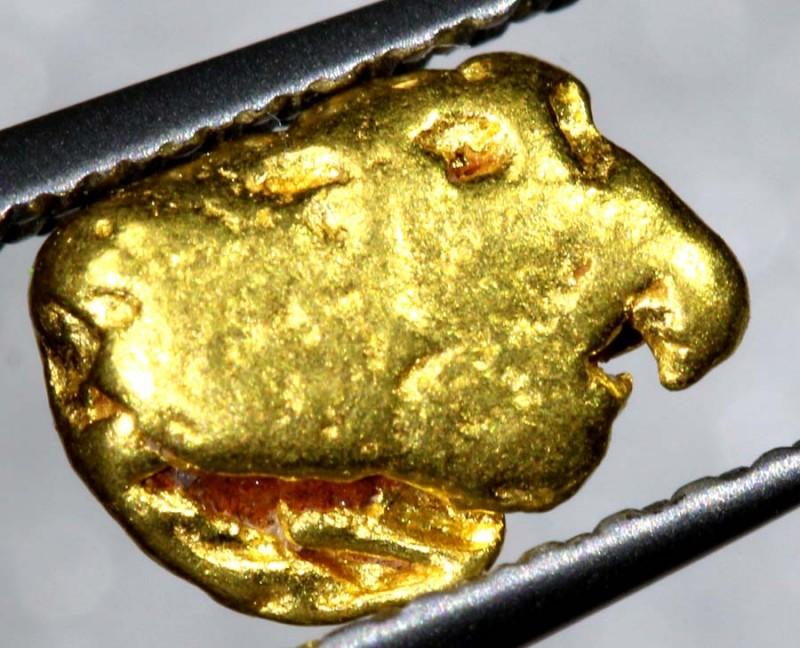 3CTS AUSTRALIAN GOLD NUGGET KALGOORLIE TBG-2698