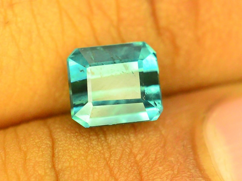 2.10 ct Natural Blue Tourmaline~Afghanistan