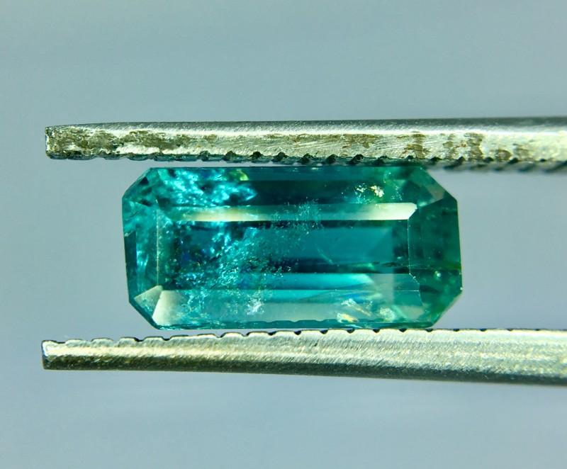 1.06 CT GIL Certified Natural Paraiba Tourmaline AA Quality Gemstone