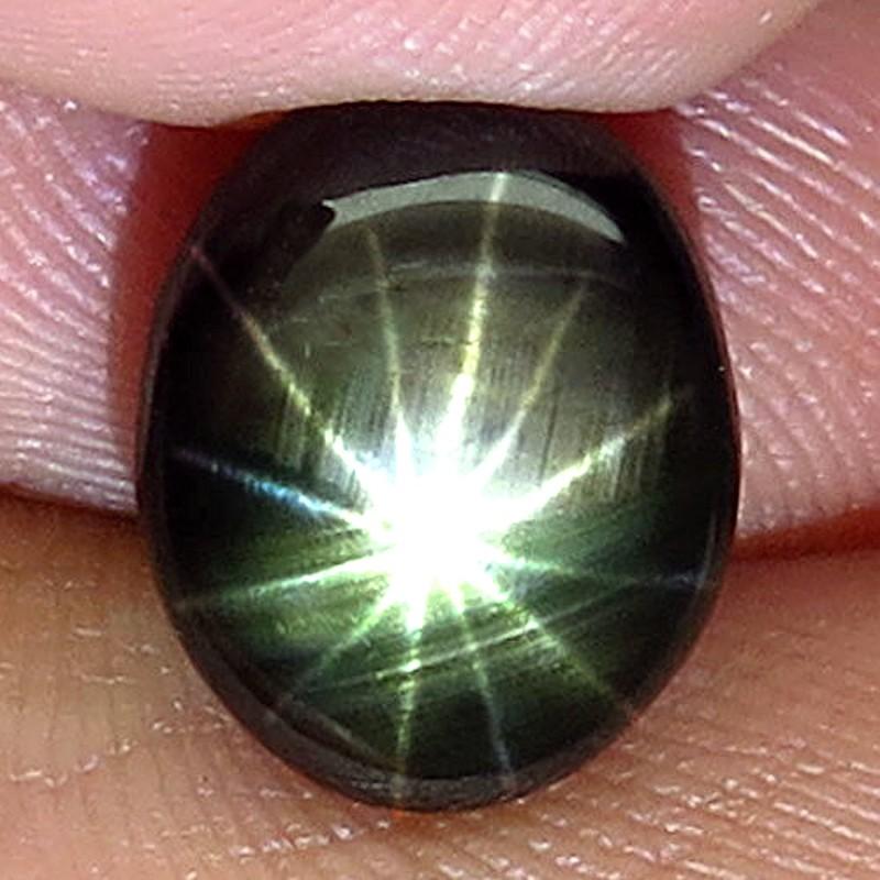 5.24 Carat 12 Ray Star Sapphire - Superb