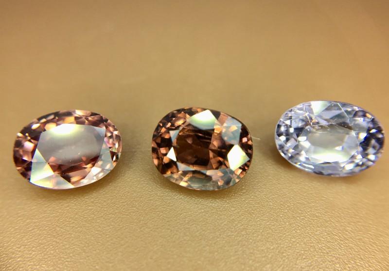 4.25 Crt Natural Spinel Parcel Faceted Gemstone (924)
