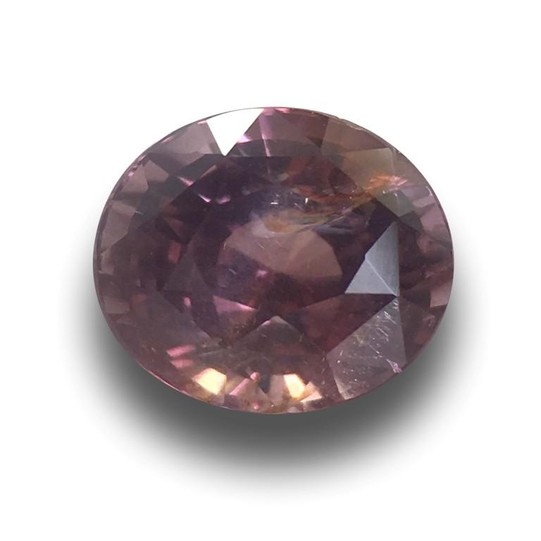 Natural Unheated Fancy Sapphire|Loose Gemstone| Sri Lanka - New