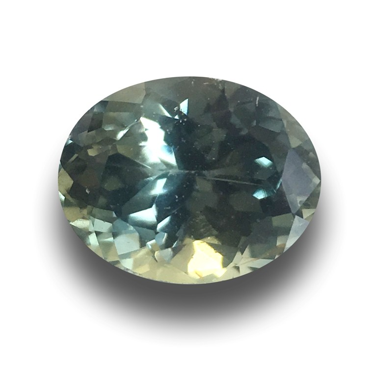 Natural Unheated Green Sapphire Loose Gemstone  Sri Lanka - New