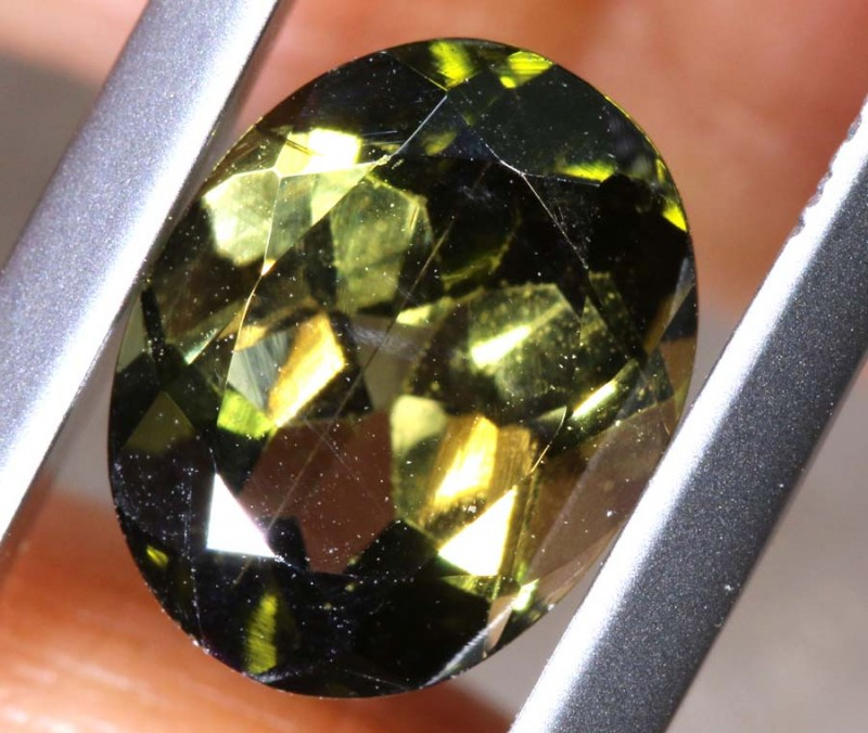 2.15 CTS TOURMALINE FACETED STONE TBG-2758