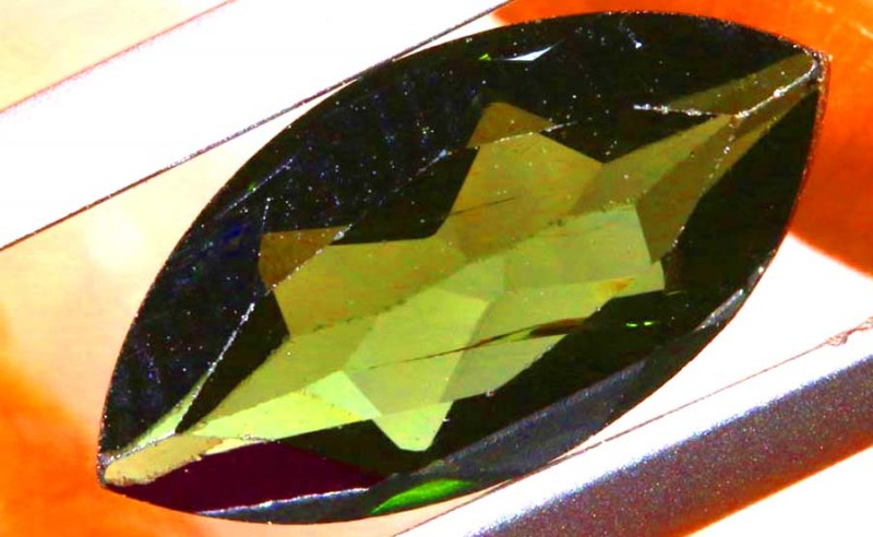 1.60 CTS TOURMALINE FACETED STONE TBG-2786