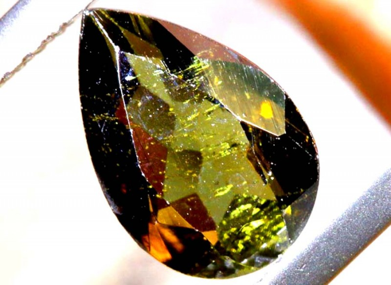 1.60 CTS TOURMALINE FACETED STONE TBG-2787