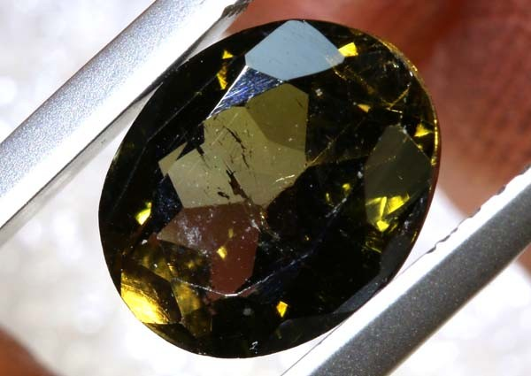 2.40 CTS TOURMALINE FACETED STONE TBG-2813