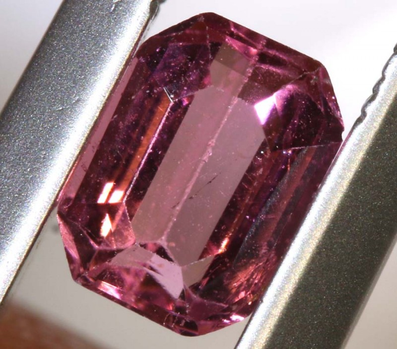 0.50 CTS TOURMALINE FACETED STONE TBG- 2838
