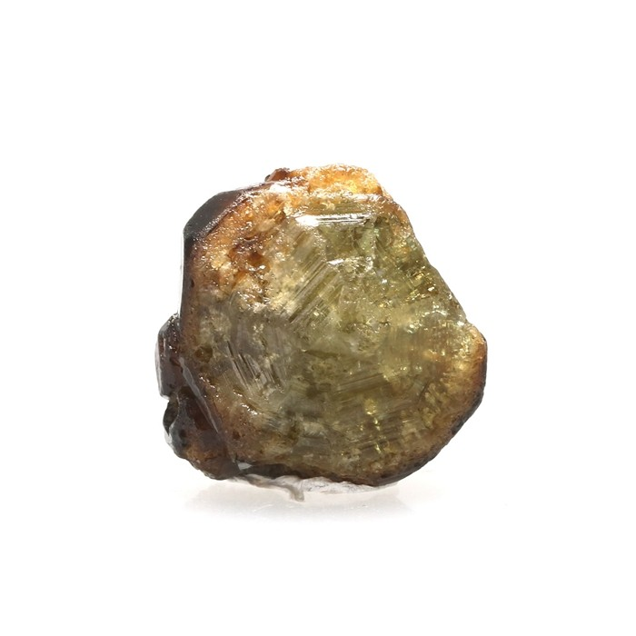 Rare Garnet,Birthstone Of January,Natural Nugget Garnet With Green Color Sp