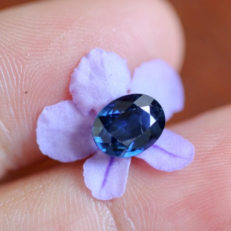 1.56 CTS CERTIFIED UNHEATED BLUE SAPPHIRE -MADAGASCAR[27111710]SA