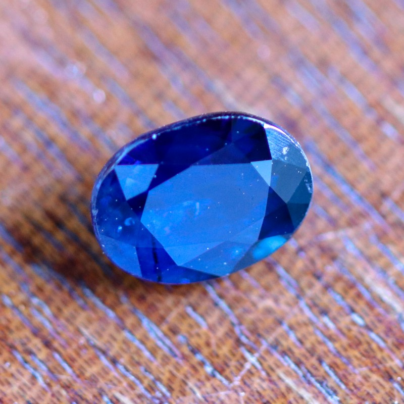1.70 CTS CERTIFIED UNHEATED BLUE SAPPHIRE -MADAGASCAR[27111712]SA