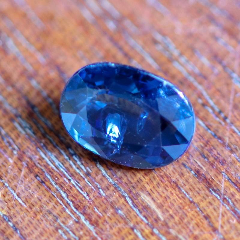 1.88 CTS CERTIFIED UNHEATED BLUE SAPPHIRE -MADAGASCAR[27111715]SA