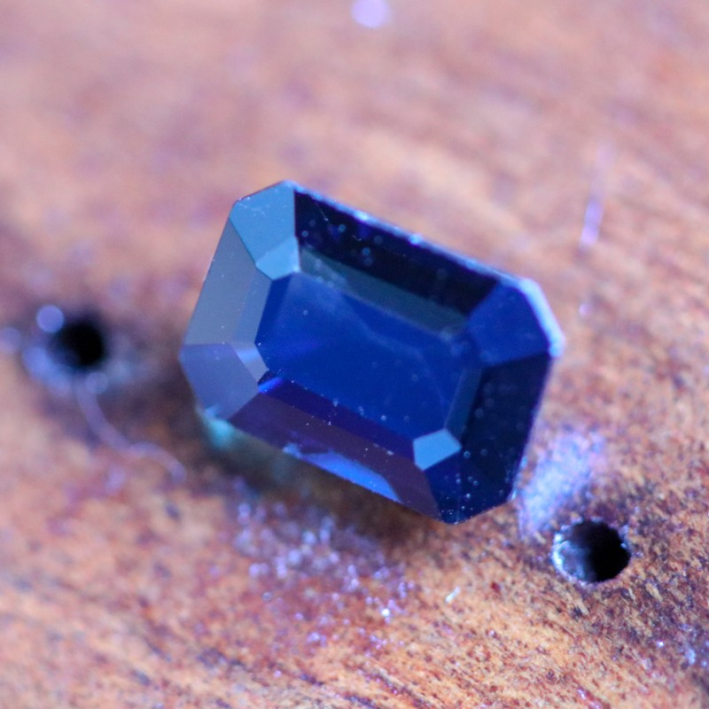 1.30 CTS CERTIFIED UNHEATED BLUE SAPPHIRE -MADAGASCAR[2711172]SA