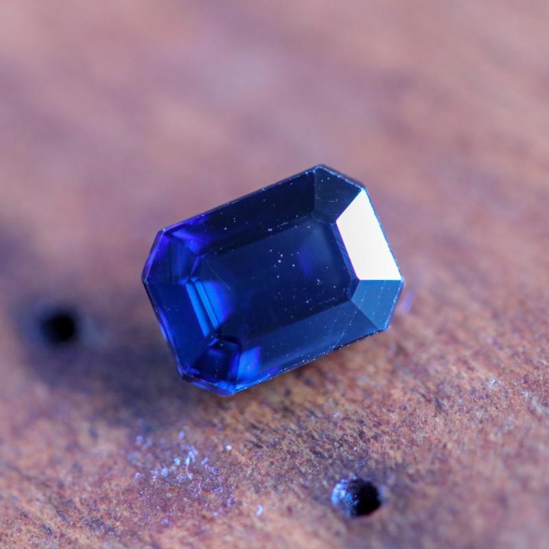 1.42 CTS CERTIFIED UNHEATED BLUE SAPPHIRE -MADAGASCAR[2711173]SA