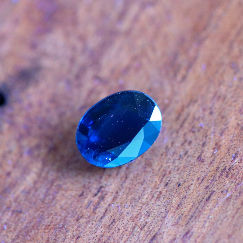 1.43 CTS CERTIFIED UNHEATED BLUE SAPPHIRE -MADAGASCAR[27111716]SA