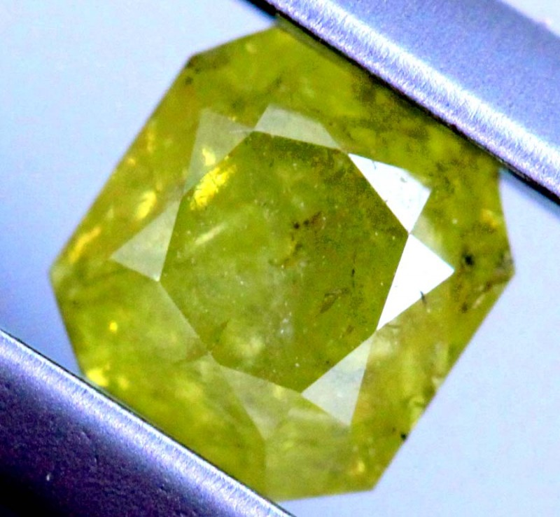 0.74 CTS YELLOW  DIAMONDS SD- KOA-43