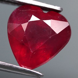 Top Quality Blood Red Ruby 3.20 Cts Mozambique Gem