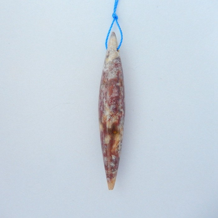 New Design,Natural Ocean Jasper Necklace Pendant(18012001)