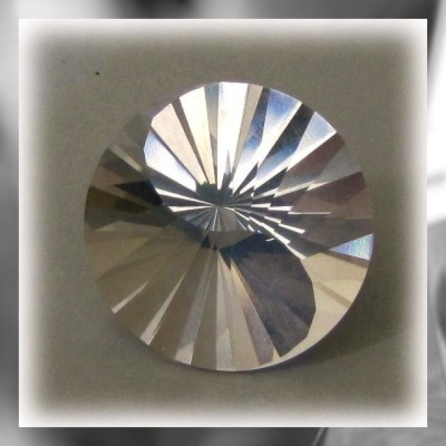 """CERTIFIED & PATENTED """" THE YING YAN"""" ~ 22.58 CTS ~WINNERS PRIZE"""