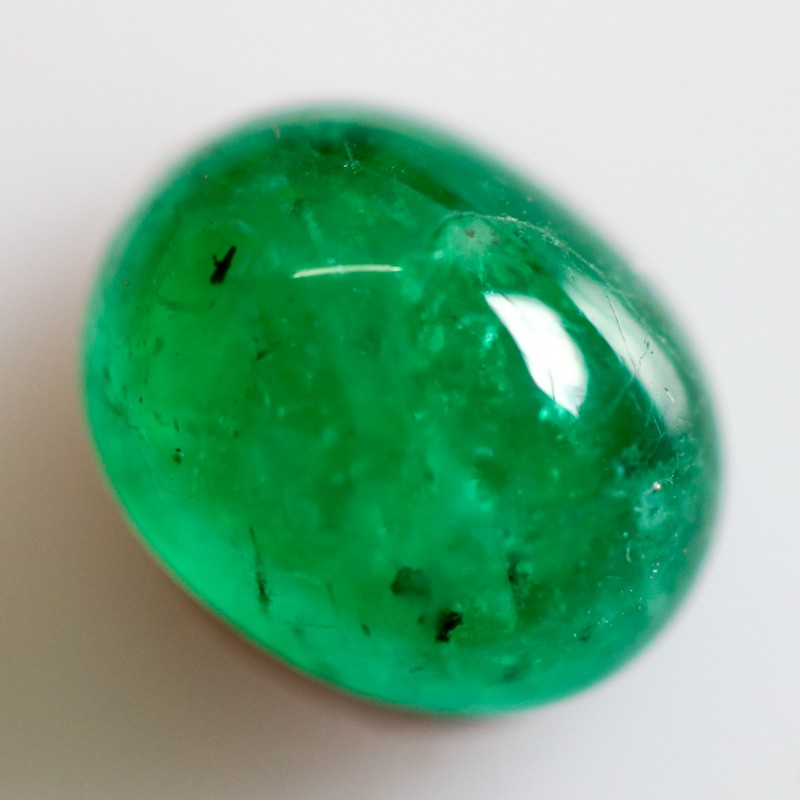 1.70 CTS EMERALD CABOCHONS BRAZIL [STS977]