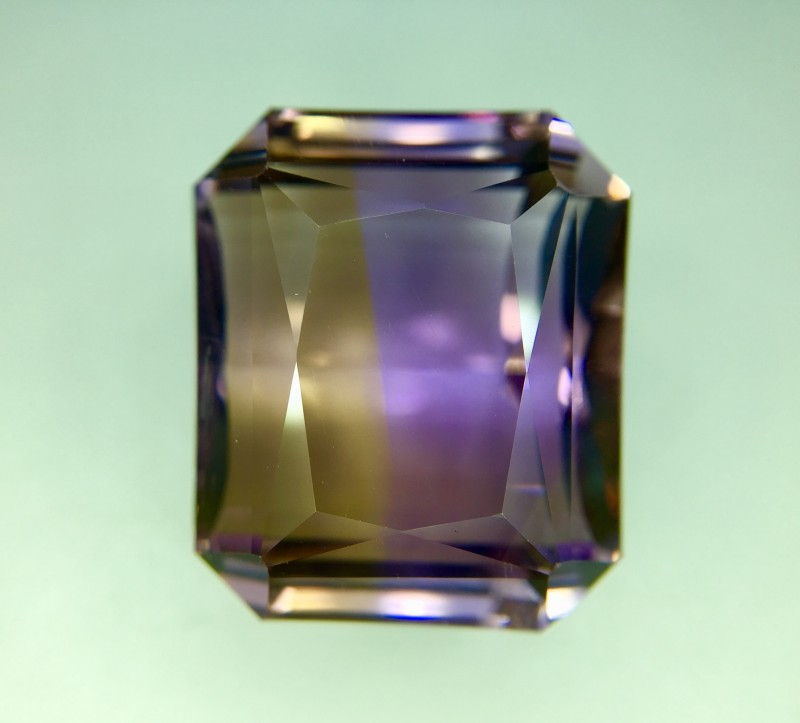 23.25 Crt Natural Top Quality Ametrine AAA Faceted Gemstone
