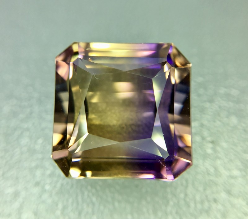 15.0 Crt Natural Top Quality Ametrine AAA Faceted Gemstone