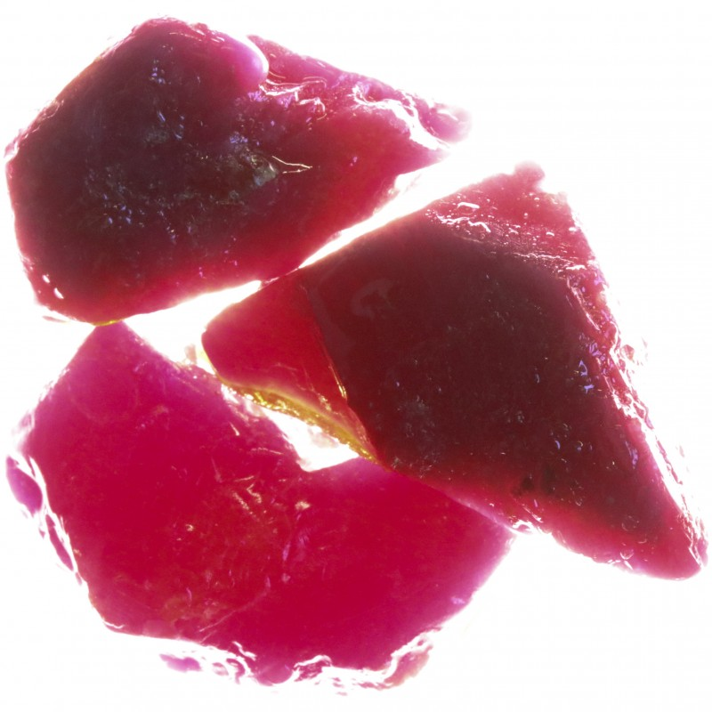 92.00 CTS RUBY ROUGH FROM MADAGASCAR  -TREATED  [F7339]