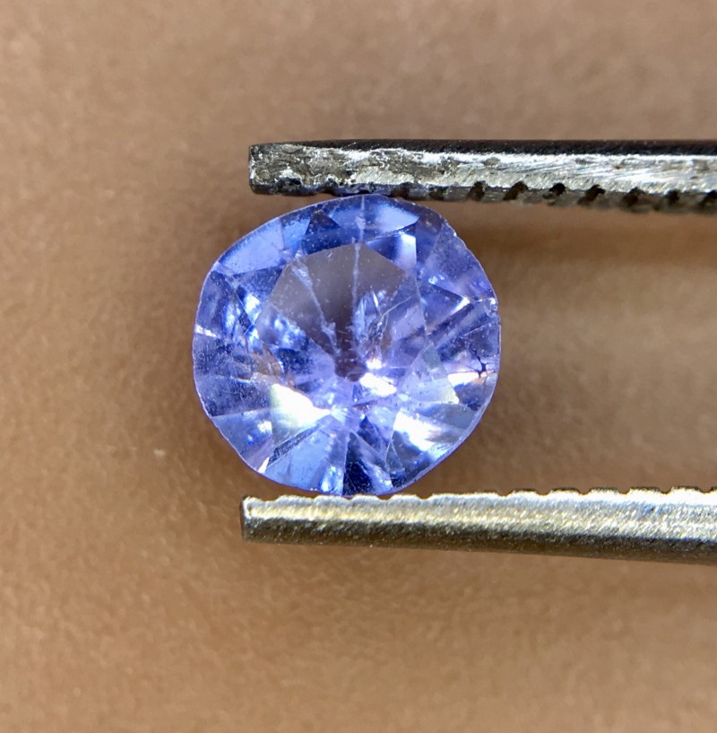 0.30 Crt Natural Tanzanite Good Quality Faceted Gemstone