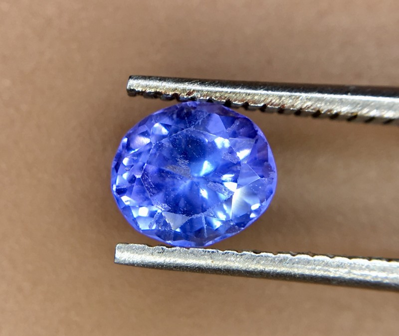 0.50 Crt Natural Tanzanite Good Quality Faceted Gemstone